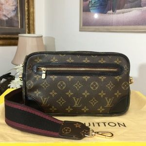 Louis Vuitton Marly Dragonne GM Shoulder Bag TH890
